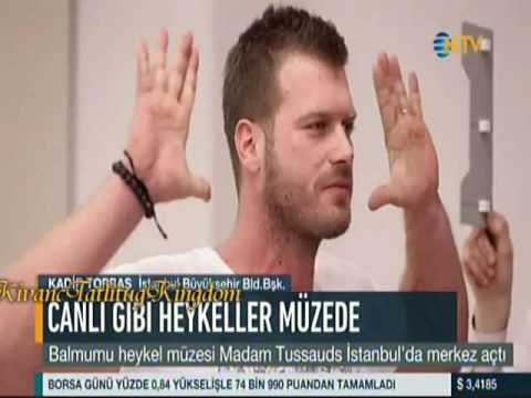KıvançTatlıtuğ_Madame Tussauds İstanbul _N TV_28.11.2016_افتتاحية متحف الشمع