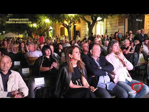 Elettori & Eletti 2017/18 019 Angelantonio Angarano, Candidato sindaco Bisceglie