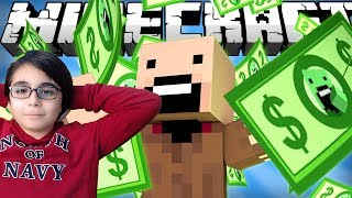PARA YAPTIM! MİNECRAFT BUİLD BATTLE