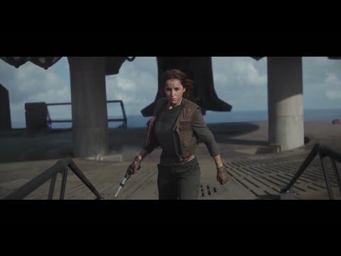 로그 원: 스타 워즈 스토리  ROGUE ONE: A Star Wars Story  2차 공식 예고편 (한국어 CC)