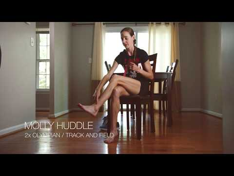 Molly Huddle | How I Use KT Tape