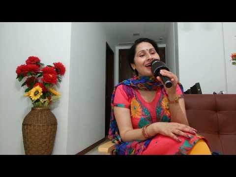 Koi sehri babu dil lehri babu( Aasha Bhosle) sung by Manju Bala