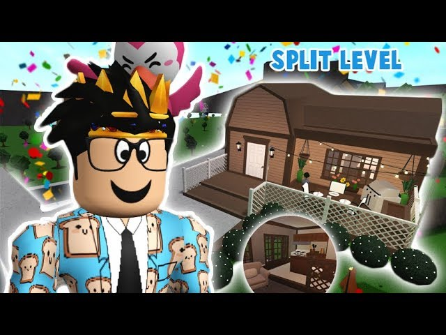 Building A Bloxburg Tiny House But With The New Update Items It