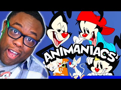 ANIMANIACS 2020 REVIEW // Black Nerd Comedy