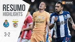 Highlights | Resumo: FC Porto 3-2 Benfica (Liga 19/20 #20)