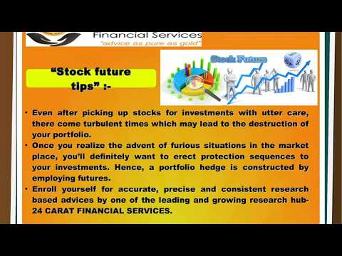 Trade in stock market with 24 carat financial services