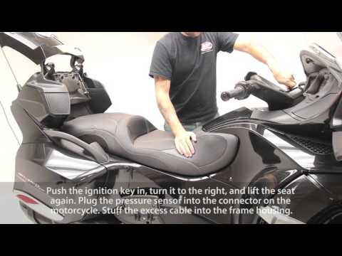 Can-Am Spyder RT Installation Video