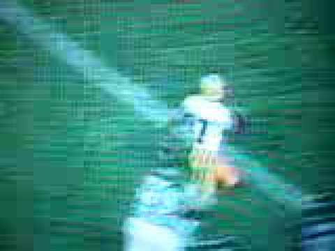 Brett Favre 99 yard td pass