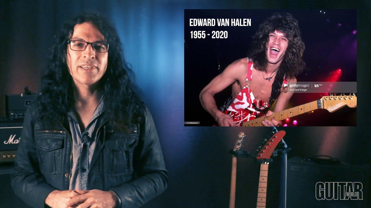 Guitar World News - Eddie Van Halen tributes