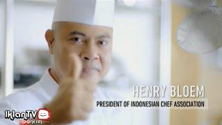 Iklan Kecap Sedaap 2015 Standar Chef Bintang 5 Henry Bloem
