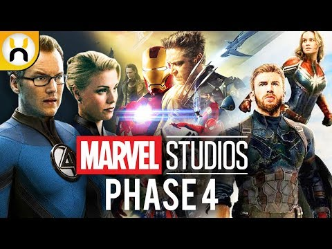Marvel Planning 20 New MCU Movies After Avengers 4
