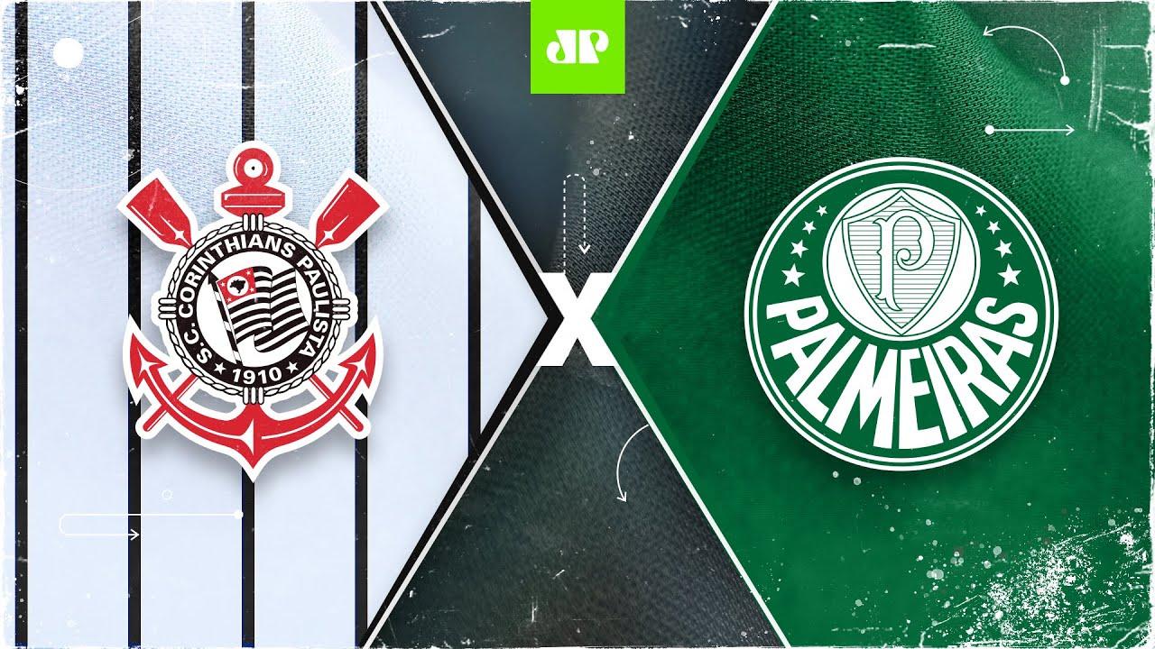 Corinthians X Palmeiras Onde Assistir Arbitragem Historico E Escalacoes