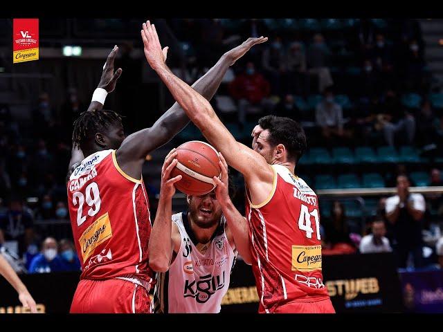 [FullMatch]  Fortitudo Kigili Bologna - Carpegna Prosciutto Basket Pesaro: 87-66