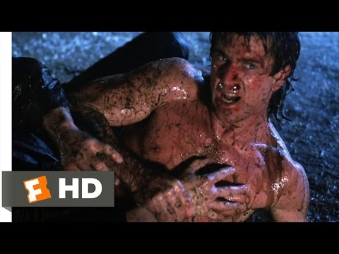 Lethal Weapon 1010 Movie   Riggs Fights Mr. Joshua 1987 HD