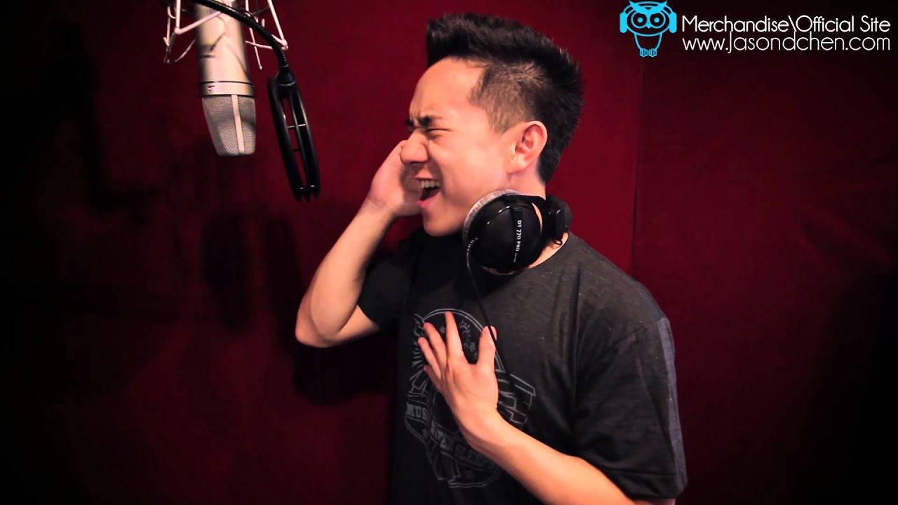 Titanium - David Guetta ft. Sia (Jason Chen Cover) - YouTube