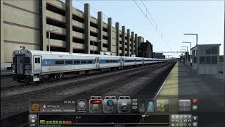 TS2015 HD: Metro-North Shoreliner Cab Car Leslie RS2M Horn & Bell Sound Pack Updated 7/13/15