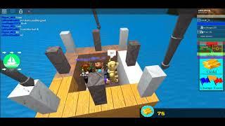 DO U KNO DA WEI | Roblox Build A Boat