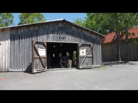Fiddlers Grove Blacksmithing Association Tour!