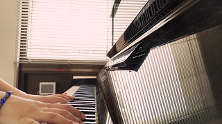 【Sakura Message/IDOLiSH7】ピアノ耳コピ弾いてみた[アイドリッシュセブン][アイナナ]