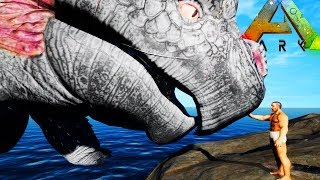 This New Godzilla Turtle Is INSANE! Part 16 - Ark Survival Evolved