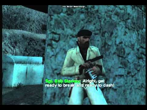 Call of Duty Finest Hour Walkthrough North Africa