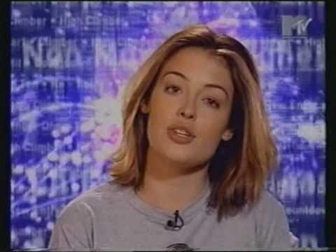 Cat Deeley 1997