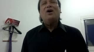 o duniya ke rakhwale karaoke singing by dr. khalid