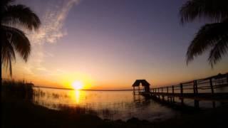 Sunrise in Bacalar - Mexico (Music - John Morris Orchestra - More Dirty Dancing)