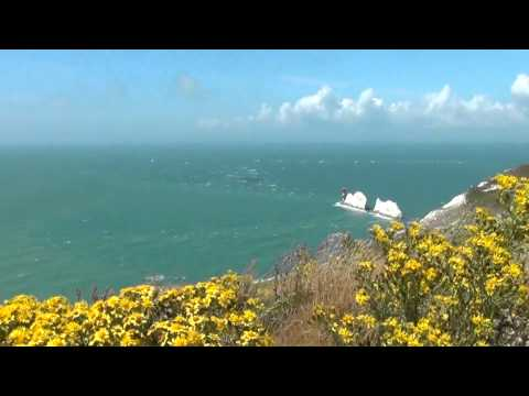 Isle Of Wight  -   Needles Park