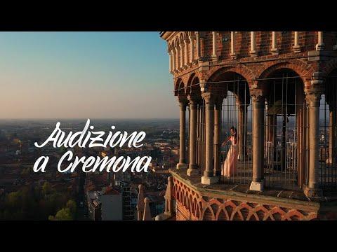 Audizione a Cremona - Ave Maria di Charles Gounod | Lena Yokoyama | PRO CREMONA