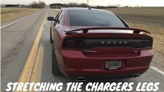 2014 100th Anniversary Dodge Charger Having Some Fun In Sport Mode!