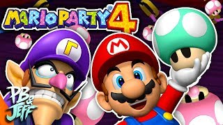 Mario Party 4 (Part 2) - TOO MANY SHROOMS [Ft. Yungtown]