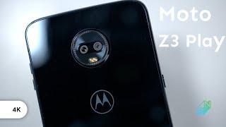 Motorola Moto Z3 Play Recenzja | Robert Nawrowski