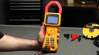 видео Анализаторы качества электроэнергии Fluke