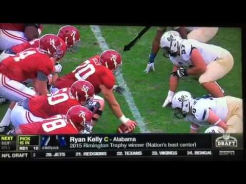Ryan Kelly draft the Colts 2016
