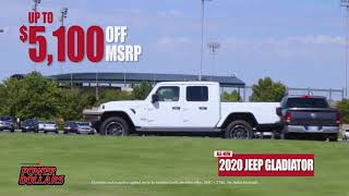 Playing to Win | Landers Chrysler Dodge Jeep Ram of Norman
