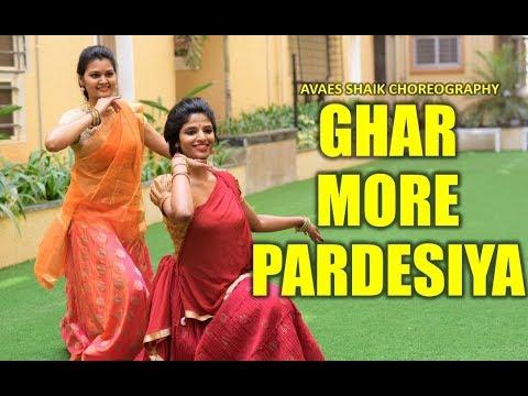 ghar-more-pardesiya---kalank- -varun,-alia-&-madhuri-i-avaes-shaik-choreography