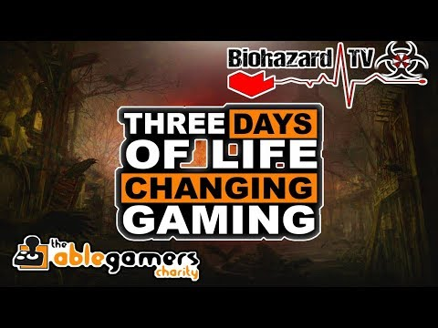 ☣ Three Days Of Life Changing Gaming - The Able Gamers Chari