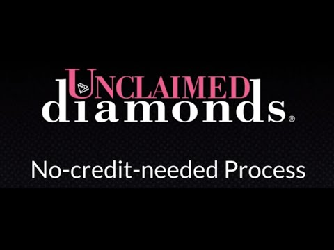 How No Credit Needed Jewelry Financing works