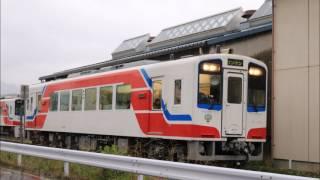 【36-701】三陸鉄道南リアス線 36-700形211D 盛~釜石(走行音) 2017年5月13日