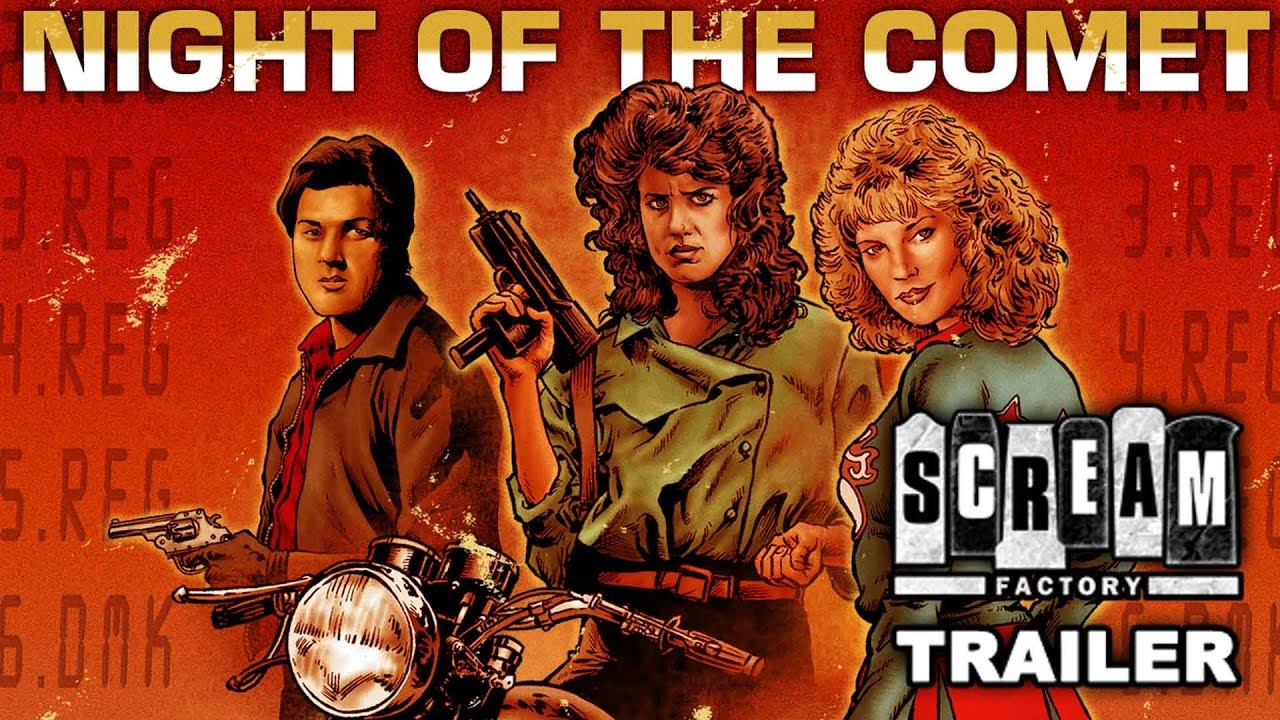 Night Of The Comet 1984 Official Trailer Youtube