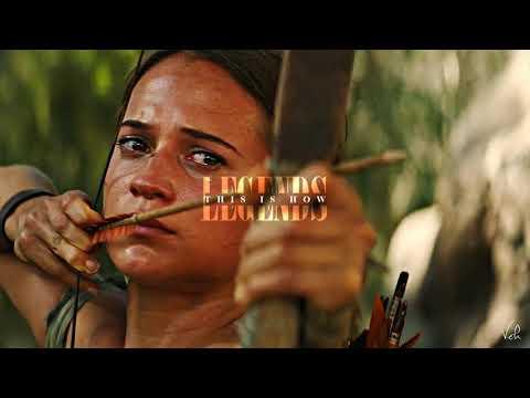 Lara Croft | legends are made