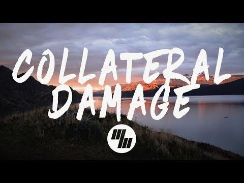 LEVV - Collateral Damage (Lyrics / Lyric Video) Anki Remix
