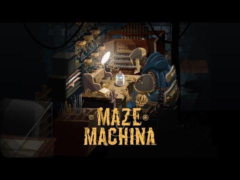 Maze Machina Release Trailer