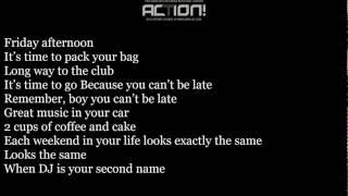 C BooL DJ Is Your Second Name Ft Giang Pham Lyrics