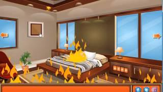 Burning House Escape