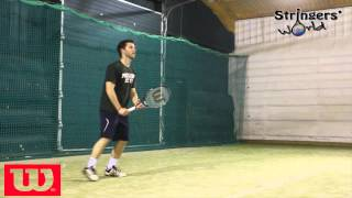 wilson blade 101 lite blx 2013 tennis racket review from stringers world