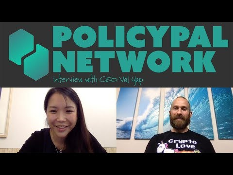 PolicyPal Network - Insurance for Cryptoassets and the Unbanked