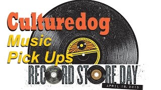 CD / Vinyl Adds: Record Store Day 2015 & More
