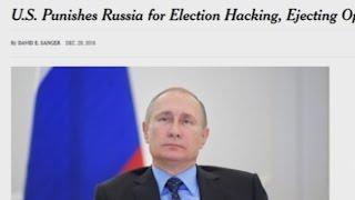Жёсткий ответ Москве:  Белый дом высылает из США 35 россиян